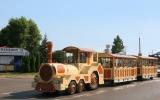 kolejka turystyczna Krynica Express