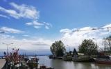 port rybacki nad zalewem