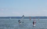 windsurfing na Zalewie Wiślanym